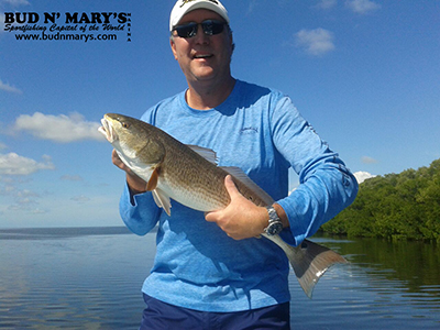 11 25 13 late november everglades fishing report for Bud n marys fishing report
