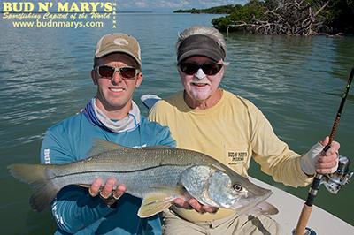 12 2 13 december backcountry fishing report islamorada for Bud n mary s fishing report