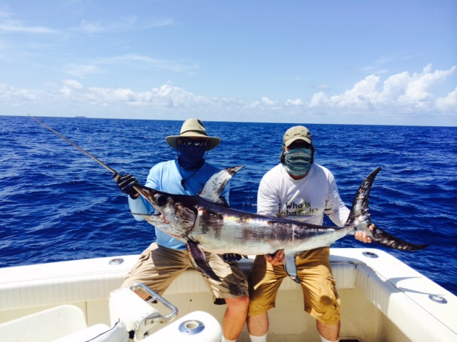 6 28 14 islamorada offshore fishing report islamorada for Bud and mary s fishing report