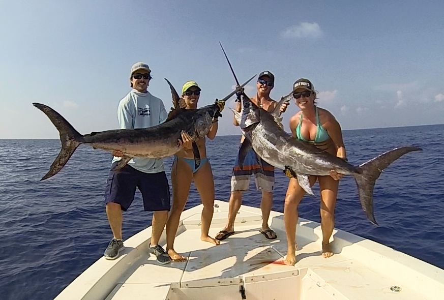 10 4 14 early october offshore fishing report islamorada for Bud n mary s fishing report