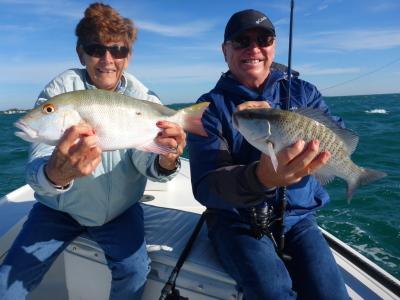 December fishing in islamorada is hot florida fishing for Florida sportsman fishing report