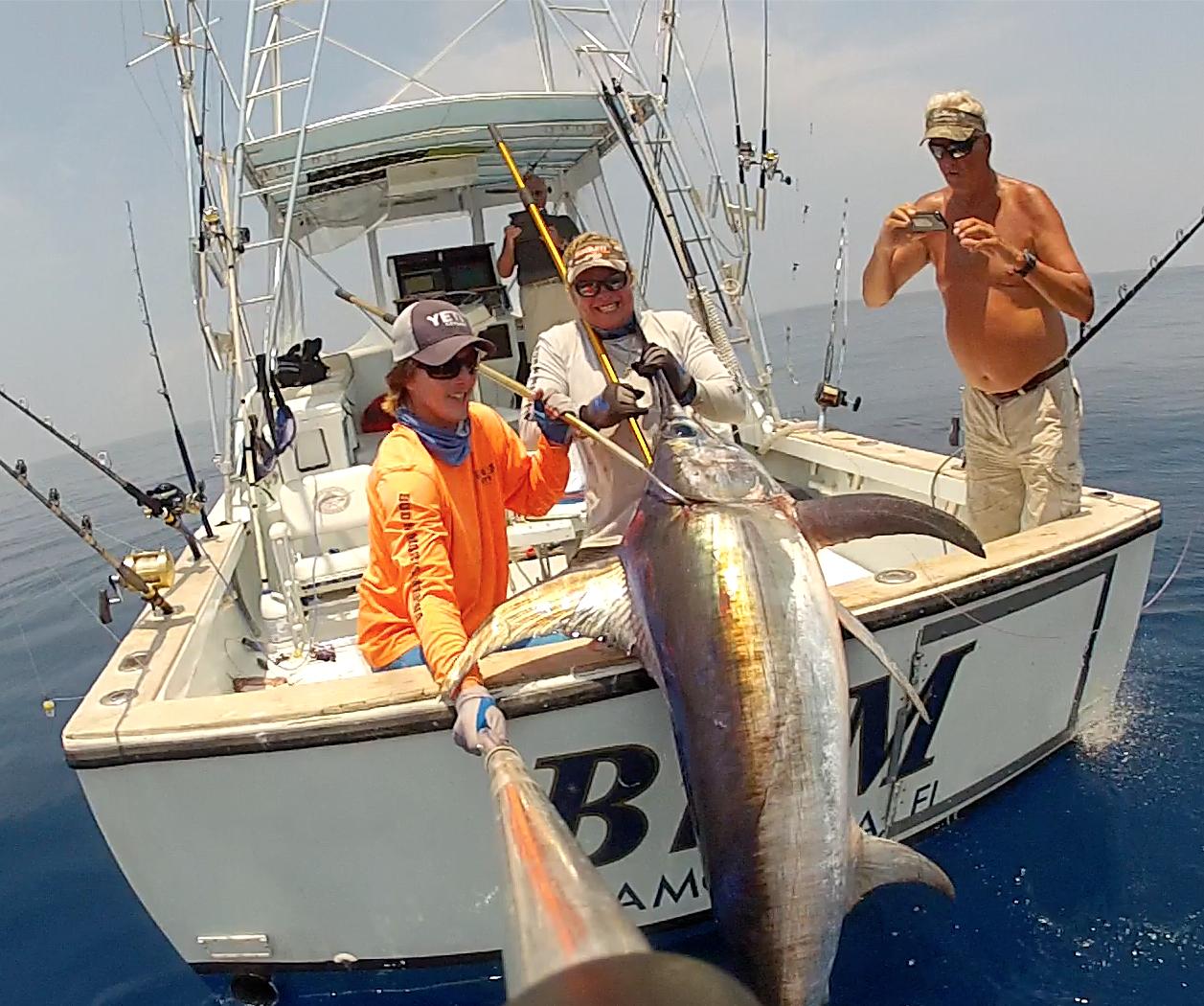 4 30 15 end of april deep sea fishing report islamorada for Keys fishing report