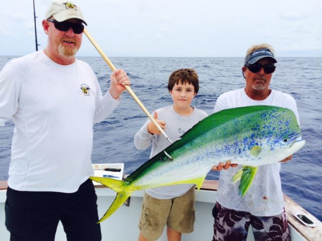 6 2 15 early june offshore fishing islamorada fishing for Bud n marys fishing report