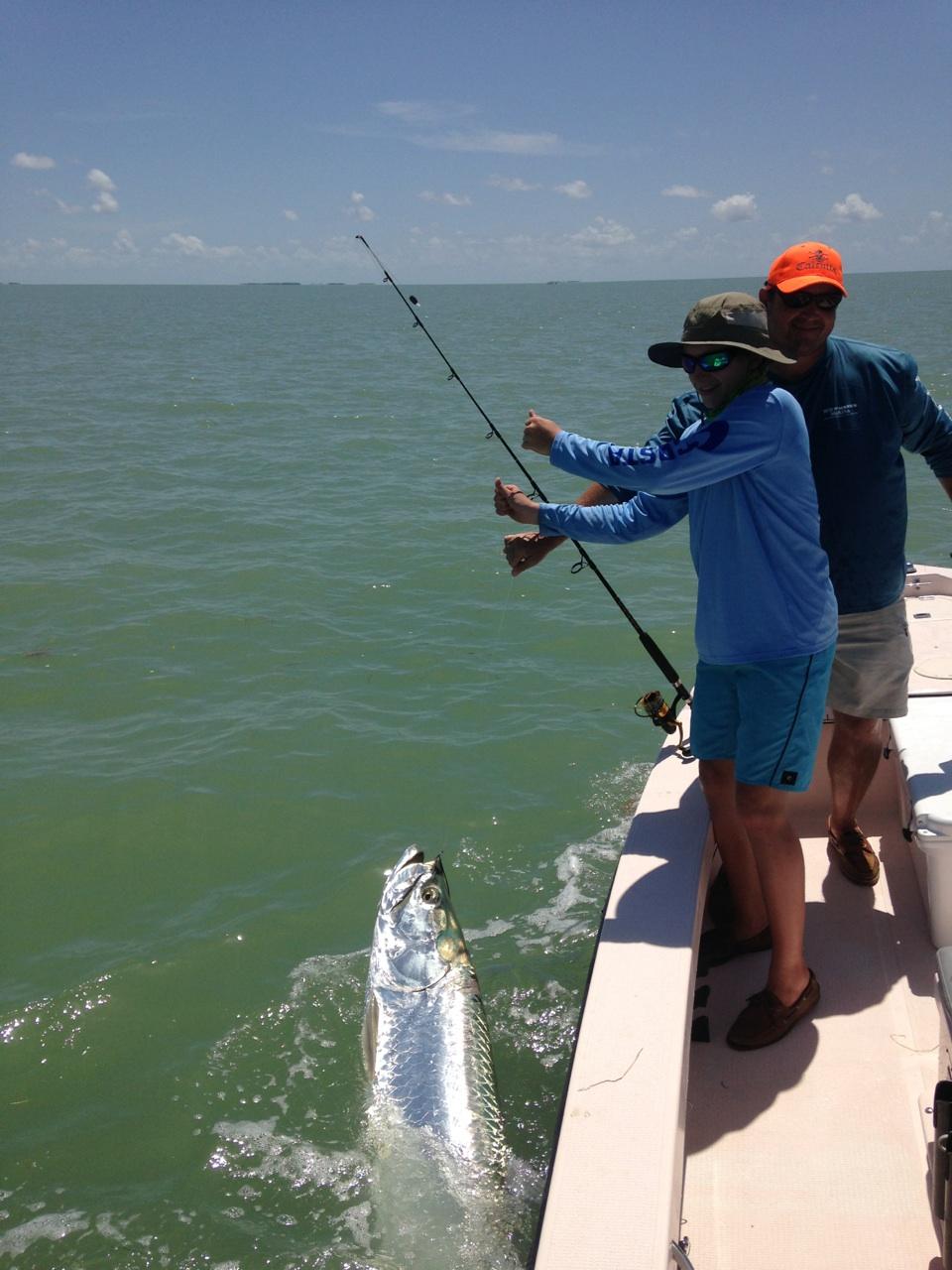8 26 15 late august florida keys backcountry fishing for Florida keys fishing