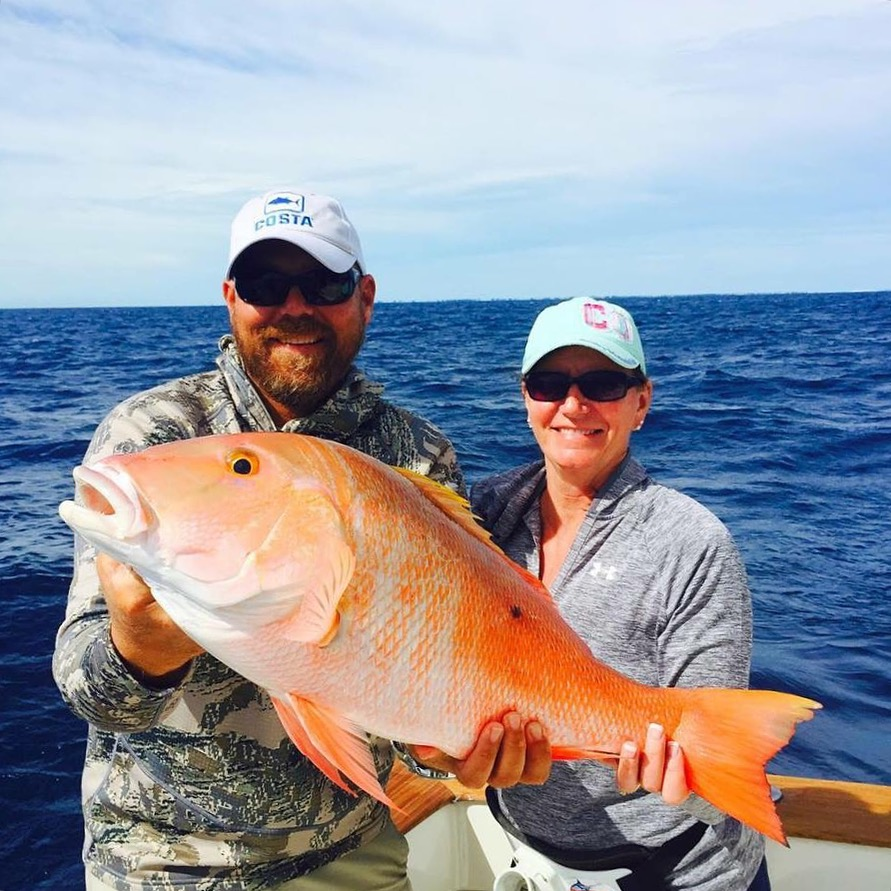 1 31 16 end of january offshore fishing report for Florida keys fishing report