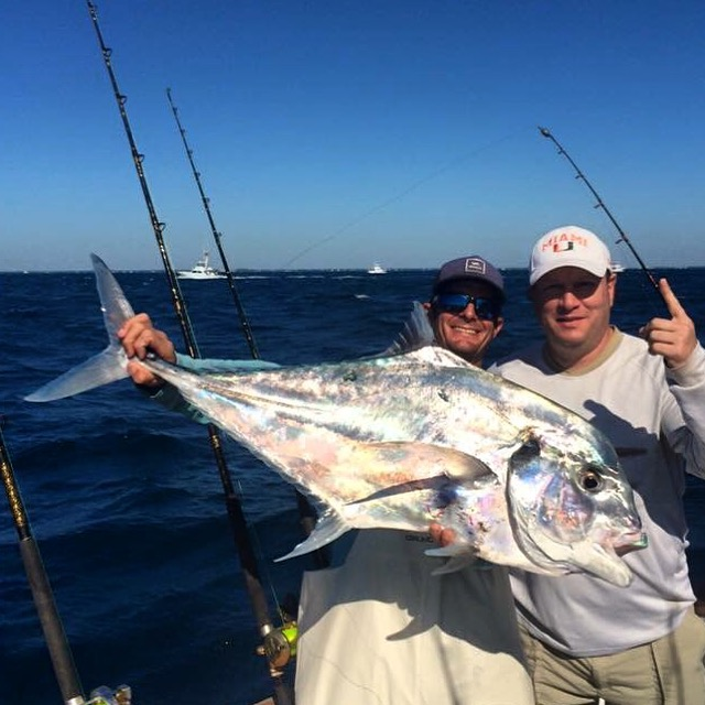 2 20 15 deep sea fishing islamorada islamorada fishing for Bud and mary s fishing report