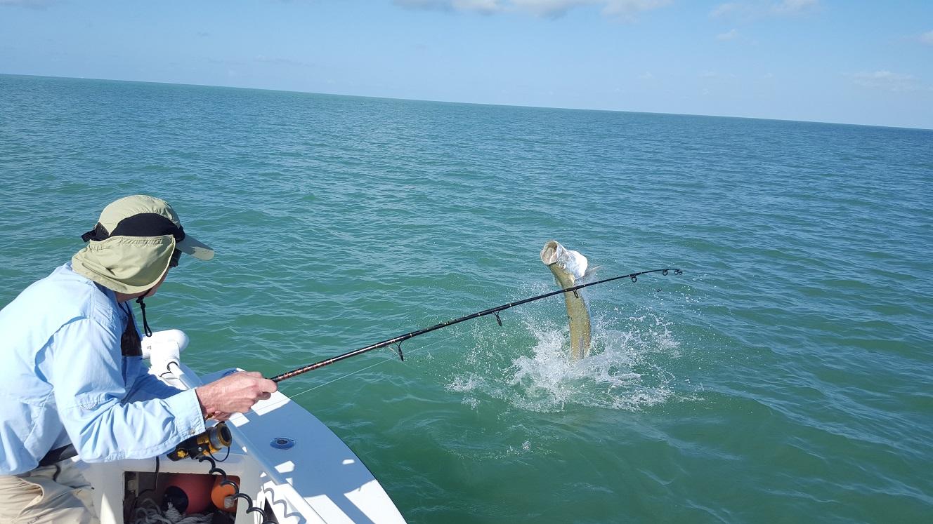 4 28 16 end of april islamorada backcountry fishing report for Florida keys fishing