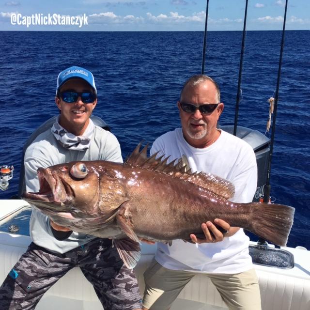 6 1 16 offshore fishing in islamorada florida keys for Islamorada fishing guides