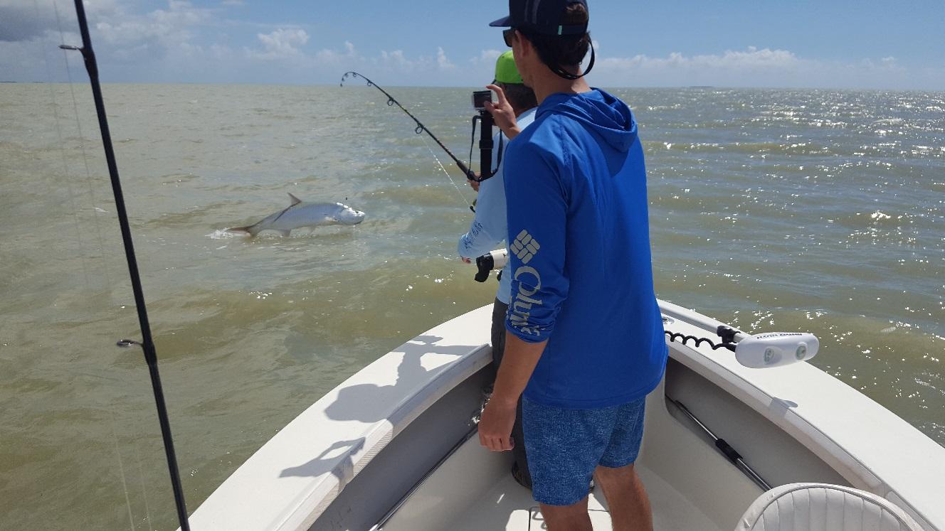 October backcountry fishing in islamorada islamorada for Bud n marys fishing report