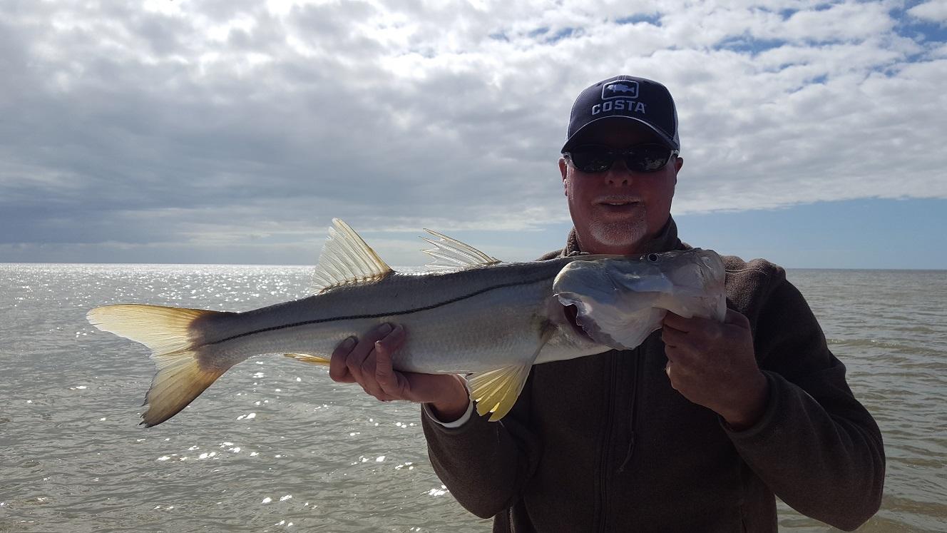 Mid january backcountry fishing report islamorada for Florida keys fishing