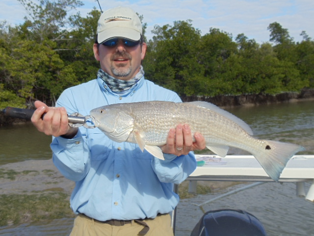 Jim willcox wins top inshore guide award for 2nd time in 3 for Bud n mary s fishing report