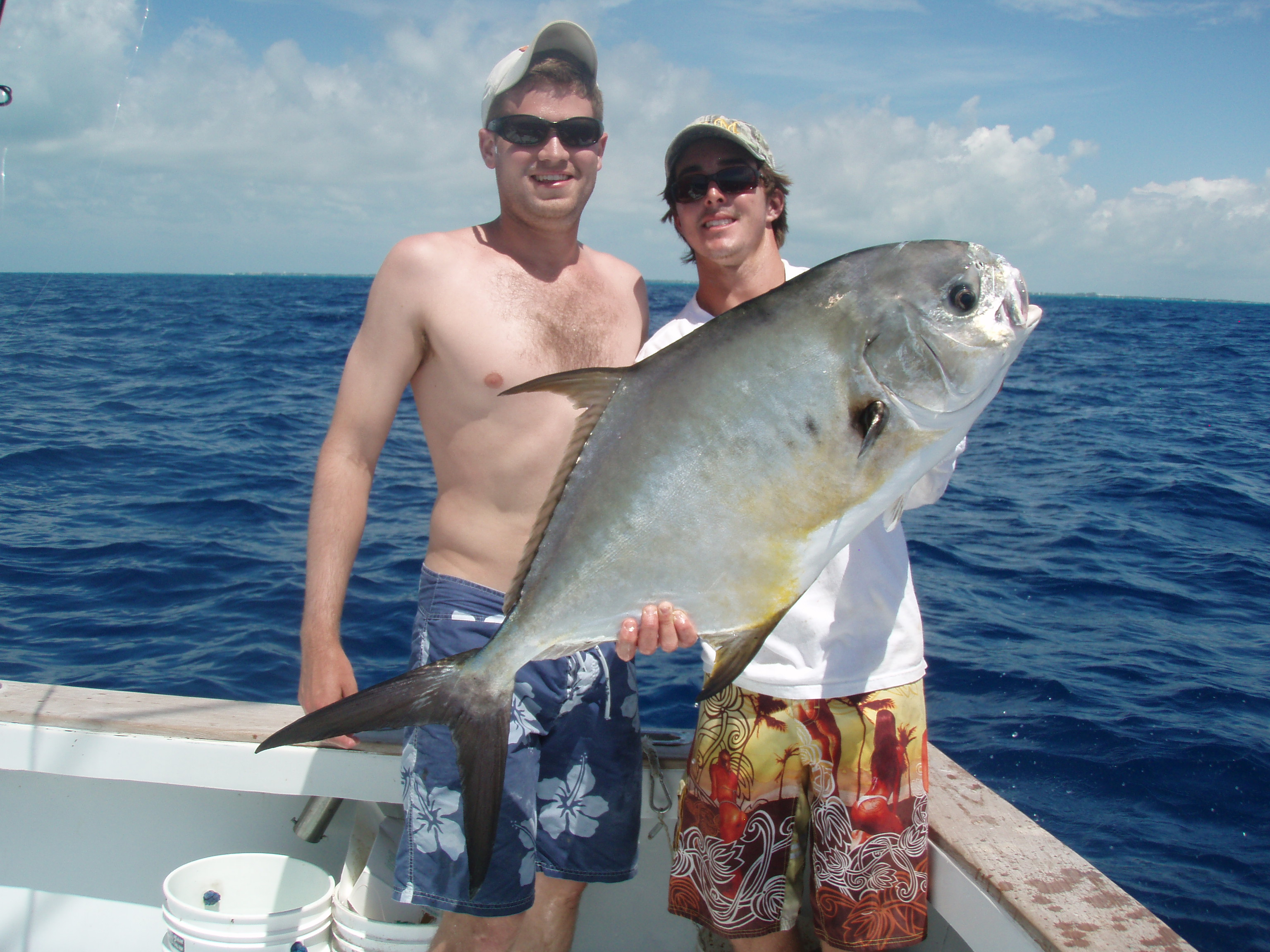 Reef and gulf fishing islamorada fishing reports bud n for Florida gulf fish