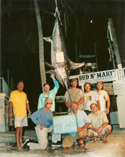 how to catch swordfish in florida