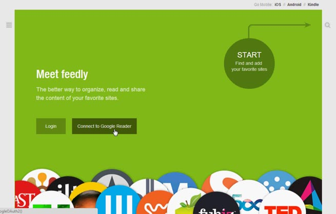 How to Migrate from Google Reader to Feedly - User Generated Reviews ...
