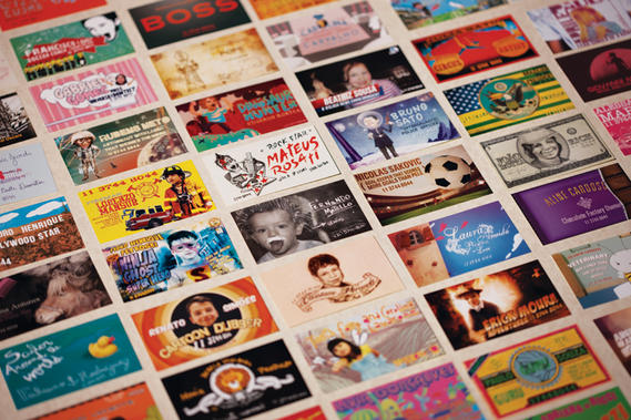 Steves hr technology journal kid business cards and the steves hr technology journal kid business cards and the permission to dream colourmoves Gallery