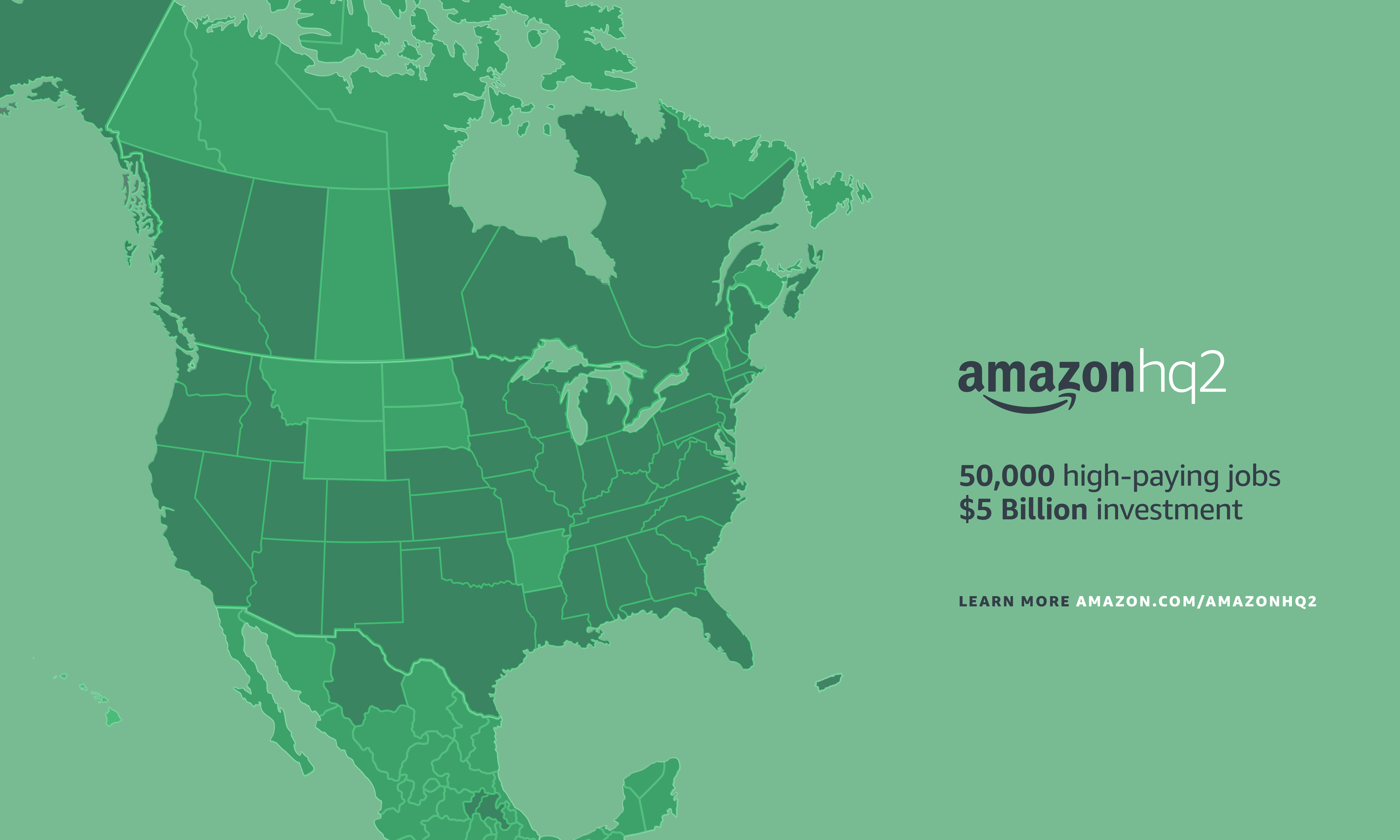 Everyone Wants A Piece Of Amazon Hq2 Except In These Places