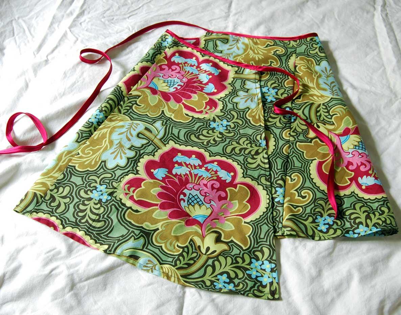 Free Wrap Skirt Patterns