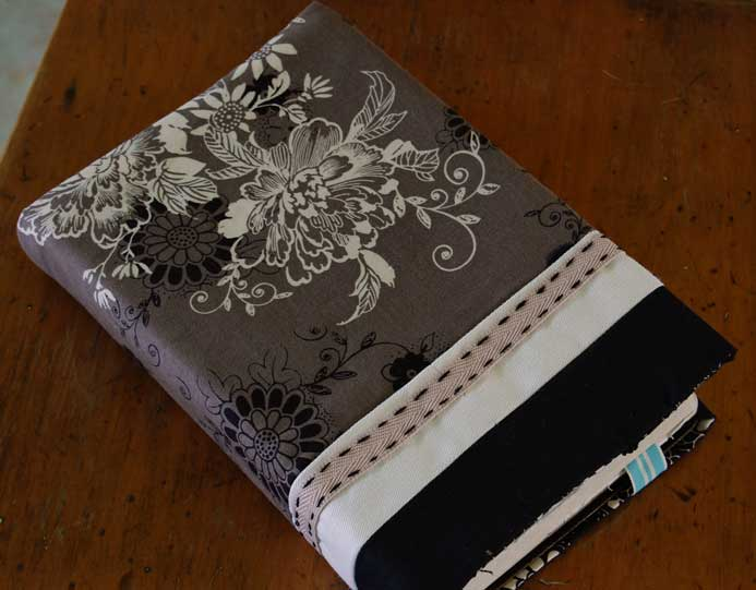 Sewing A Book Cover : Clothesline sewing books
