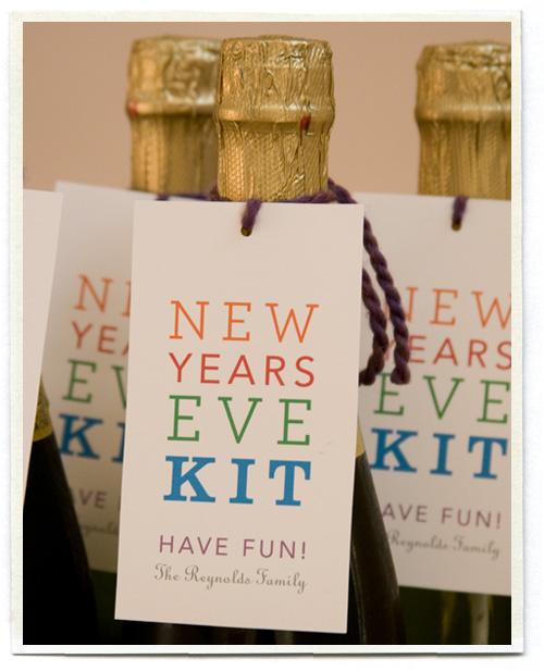 inchmark inchmark journal new years eve kit. Black Bedroom Furniture Sets. Home Design Ideas