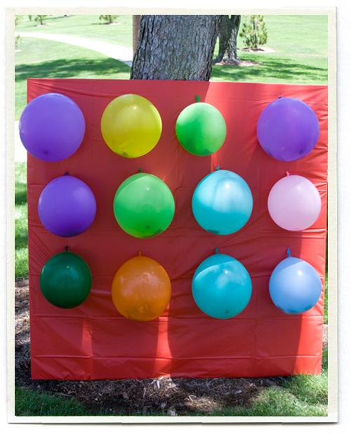 inchmark - inchmark journal - a balloon pinata