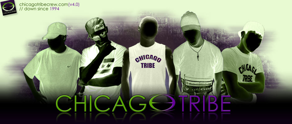 THE CHICAGO TRIBE B-Boy/Breakdance Crew