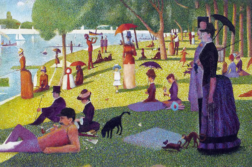 a sunday on la grande jatte Buy products related to sunday afternoon on island of la grande jatte products and see what customers say about sunday afternoon on island of la grande jatte products on amazoncom free delivery possible on eligible purchases.