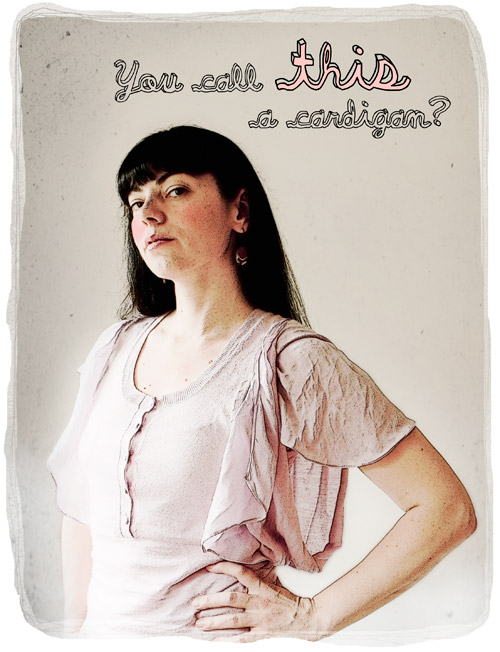 - So Not A Princess - Journal - What Is A Cardigan?