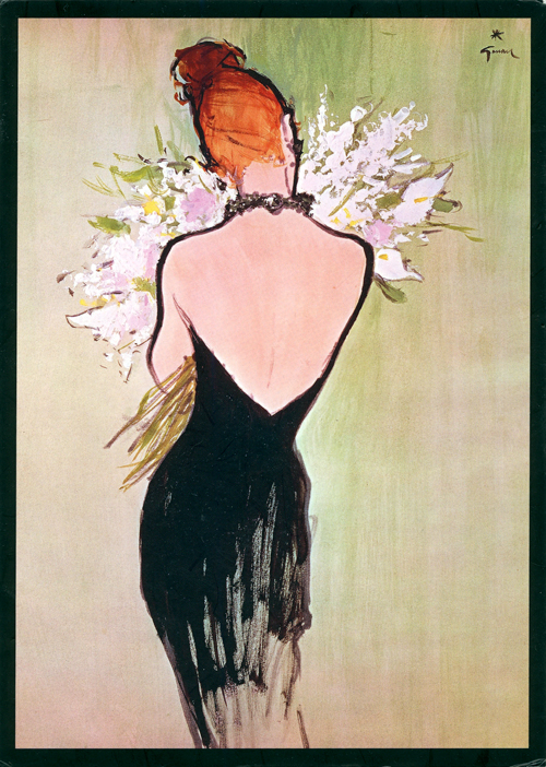 0230156d7 Drawing for perfume advertising image