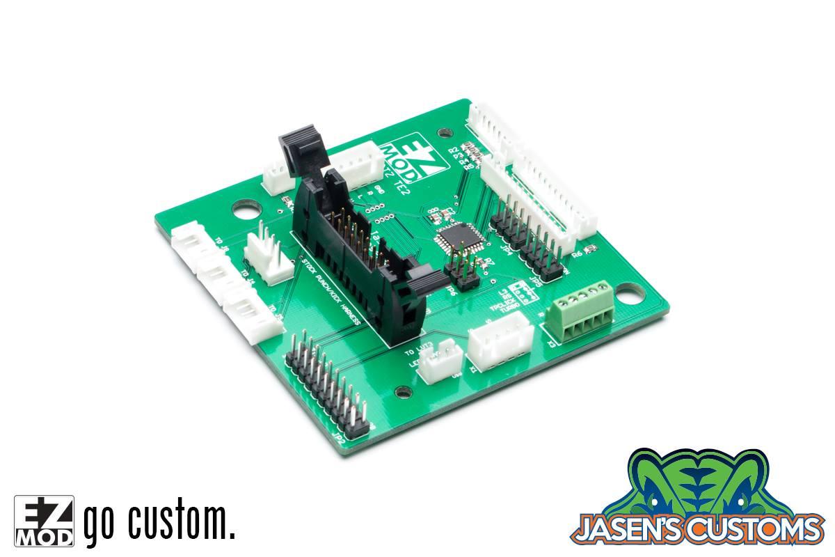 Jasen\'s Customs TE2 EZ Mod for Mad Catz TE2 sticks coming soon ...