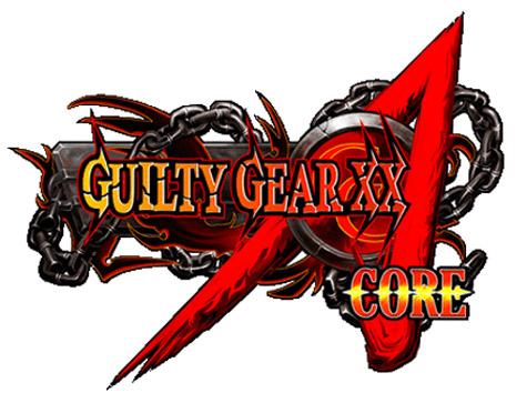 Guilty Gear XX Accent Core Guiltygearcoreaccentlogo