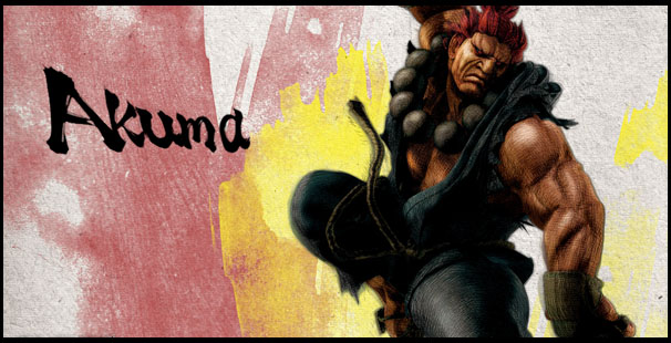 Akuma Super Street Fighter 4 Moves Combos Fighting Game News