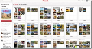 Travel South Dakota (travelsd) on Pinterest - Mozilla Firefox 13022012 203125