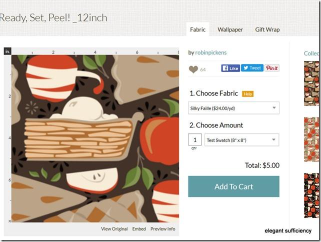 Ready, Set, Peel! _12inch fabric - robinpickens - Spoonflower - Mozilla Firefox 13102016 102929