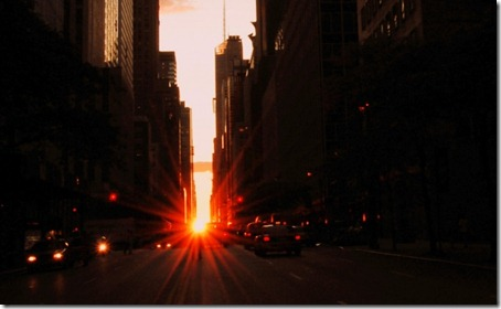 manhattan solstice