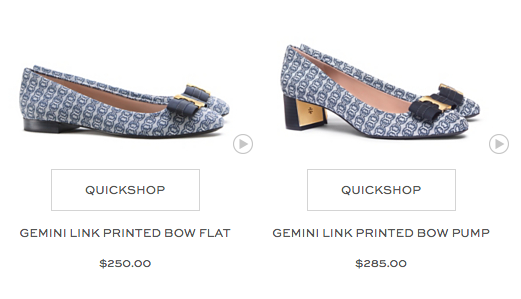 THE VERY VARA / VARINA LIKE TORY BURCH GEMINI SHOES ...