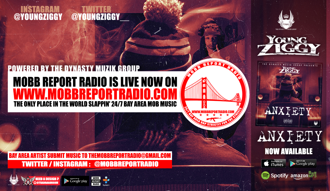 Mobb Report Radio - 24/7 Bay Area Rap