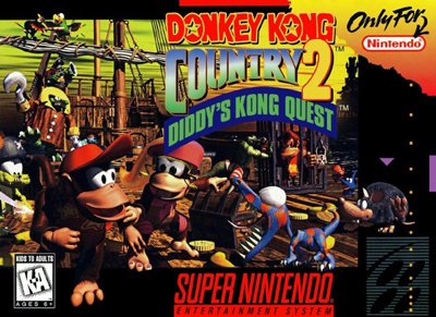 Game Donkey Kong Country 2 Nailed The Winning Formula Like Nothing Else Before Or Since Make Sure To Click SNES Version If You Follow That Link
