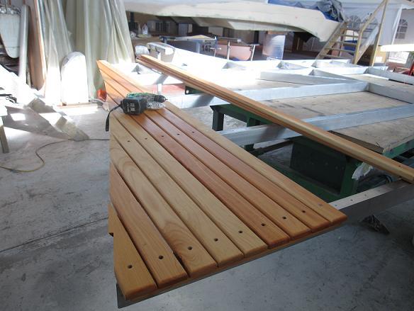 Natural high adventures warren 39 s blog for Decking framework timber