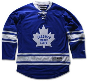 Leafs Officially Unveil Third Jersey - Blog - icethetics.info 629c9e154
