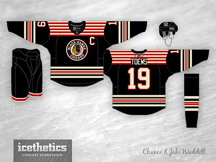 sale chicago blackhawks winter classic jersey. 3cde6 47e82  new zealand on  this winter classic weekend we head to the central division. the waddell 59bf77550