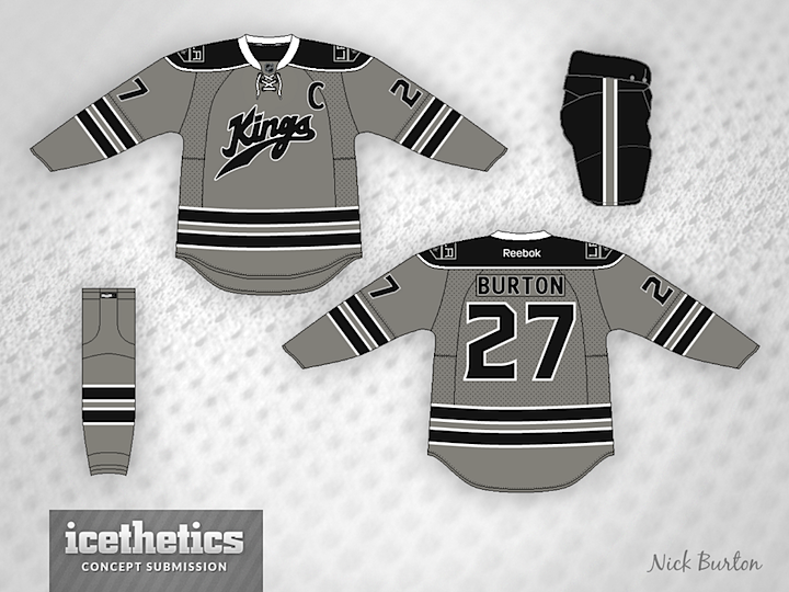 54b65c03c Last week he wrapped up his WNHL series. Today we get a glimpse at some NHL  jerseys