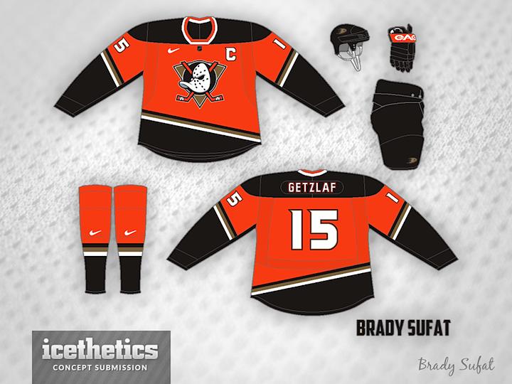 106604e9d Brady Sufat s design has a bit more black