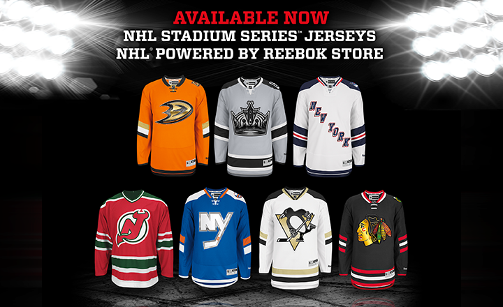 Review  NHL Alternate Uniforms  de08d299067