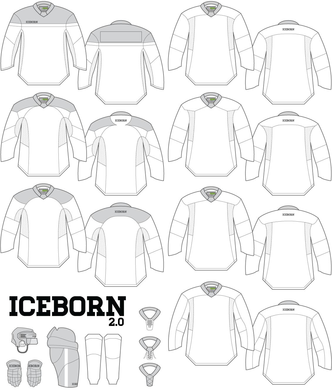 Icethetics.info  Hockey Templates Free