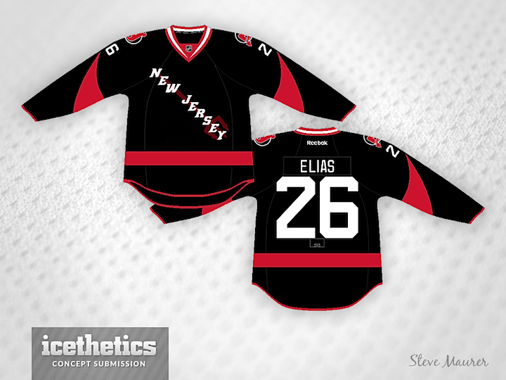 new jersey devils third jersey