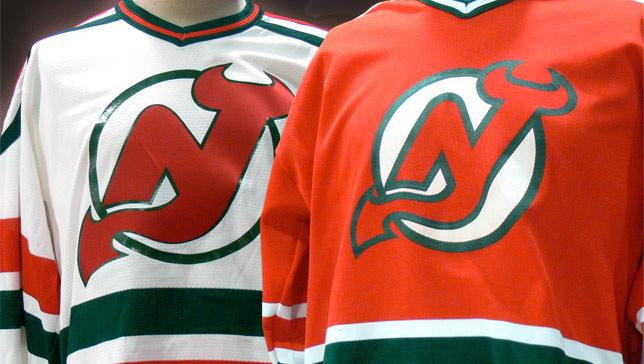 Vintage New Jersey Devils Jerseys 61