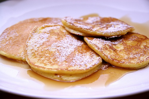 Angela's Food Love - Food Blog - orange ricotta pancakes: skip the ...