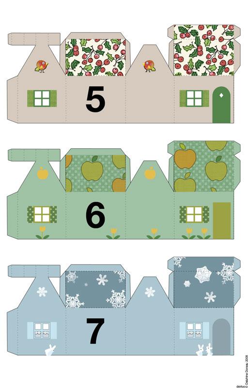 + Bilder zu Adventskalender basteln auf Pinterest | Adventskalender ...