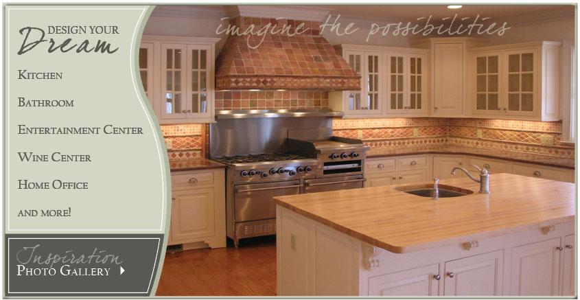 Virkler Cabinet - Custom Kitchen Cabinets in CT - Home