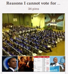 reasons to vote for obama essay How to convince someone to vote when it comes to elections in some democratic countries where citizens are free to vote, many citizens choose not to vote even though they legally have the right to do so offer reasons to vote for different candidates.